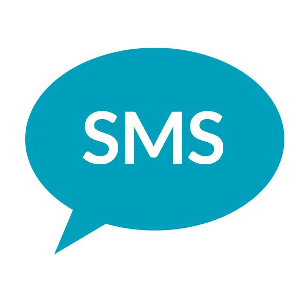 chatbot για sms